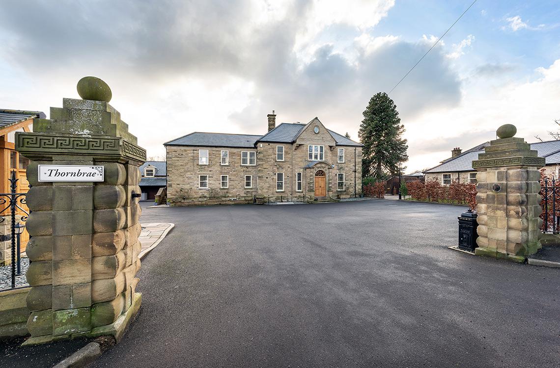 Thornbrae, Alnmouth Road, Alnwick