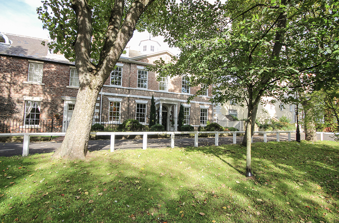 Westoe Grange, Westoe Village, South Shields