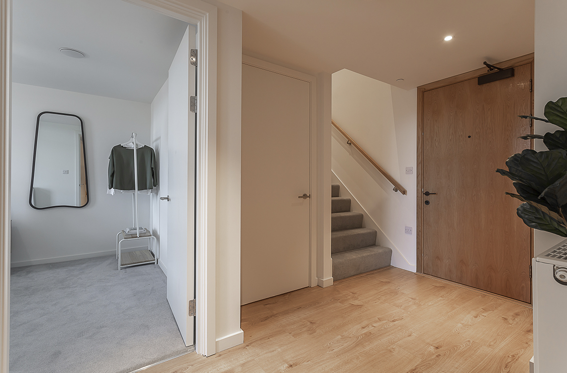 Apartment 23, Smokehouse One, Smiths Dock, North Shields