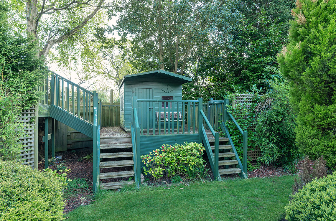Woolsington Park South, Woolsington