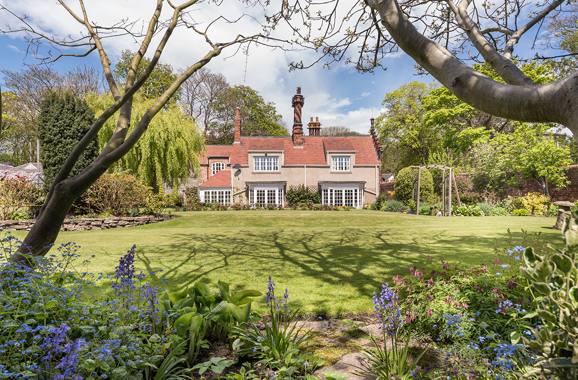 The Red Cottage, Church Lane, Whitburn