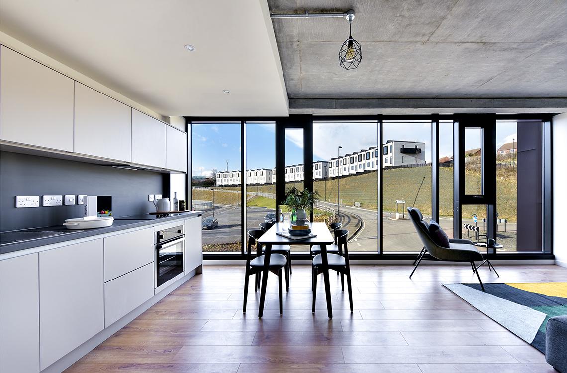 Apartment 4, Smokehouse One, Smiths Dock, North Shields