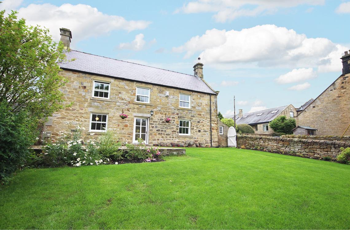 West Farm Cottage, Matfen, Northumberland