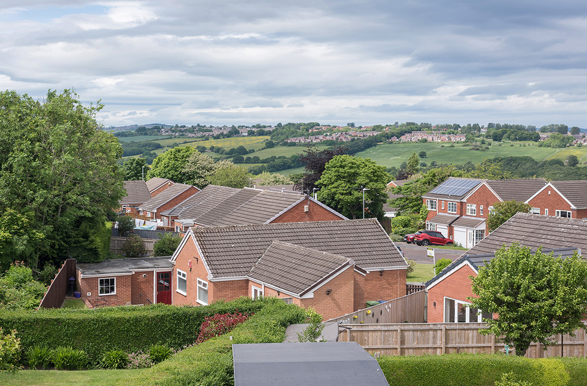 Axwell View, Whickham