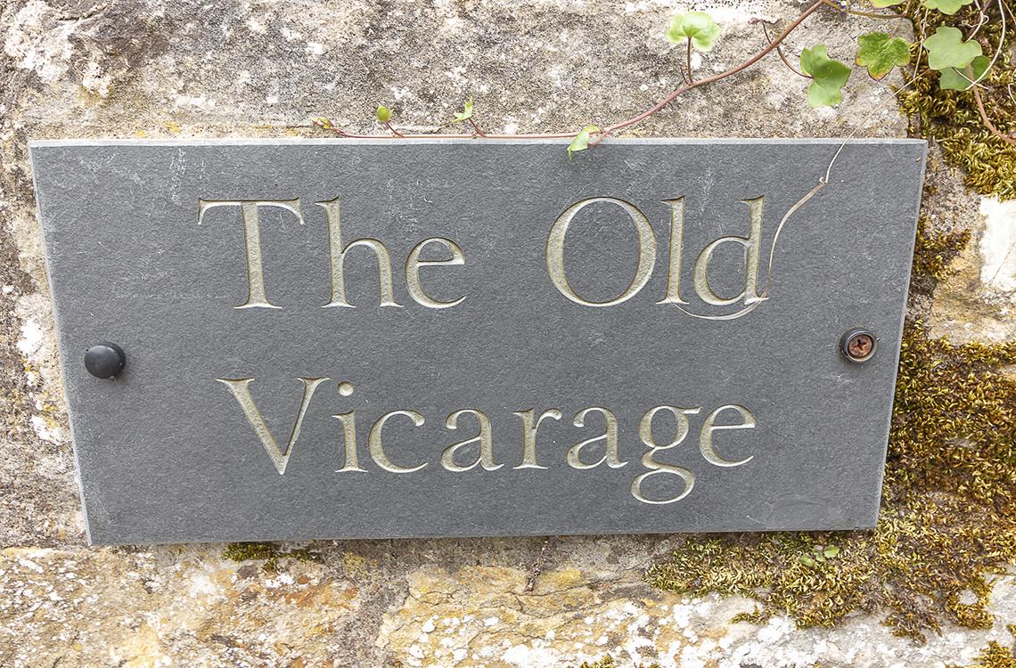 The Old Vicarage, Otterburn