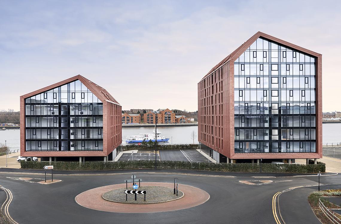 Apartment 10, Smokehouse One, Smiths Dock, North Shields