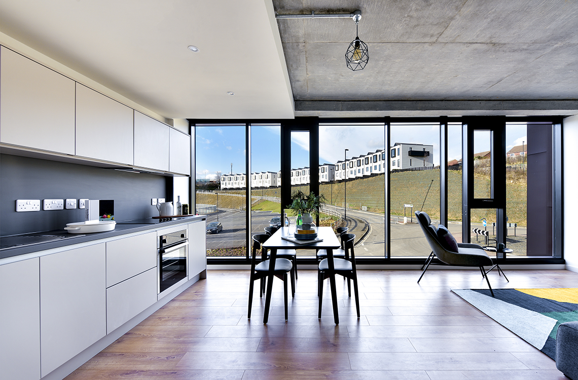 Apartment 11, Smokehouse Two, Smiths Dock, North Shields