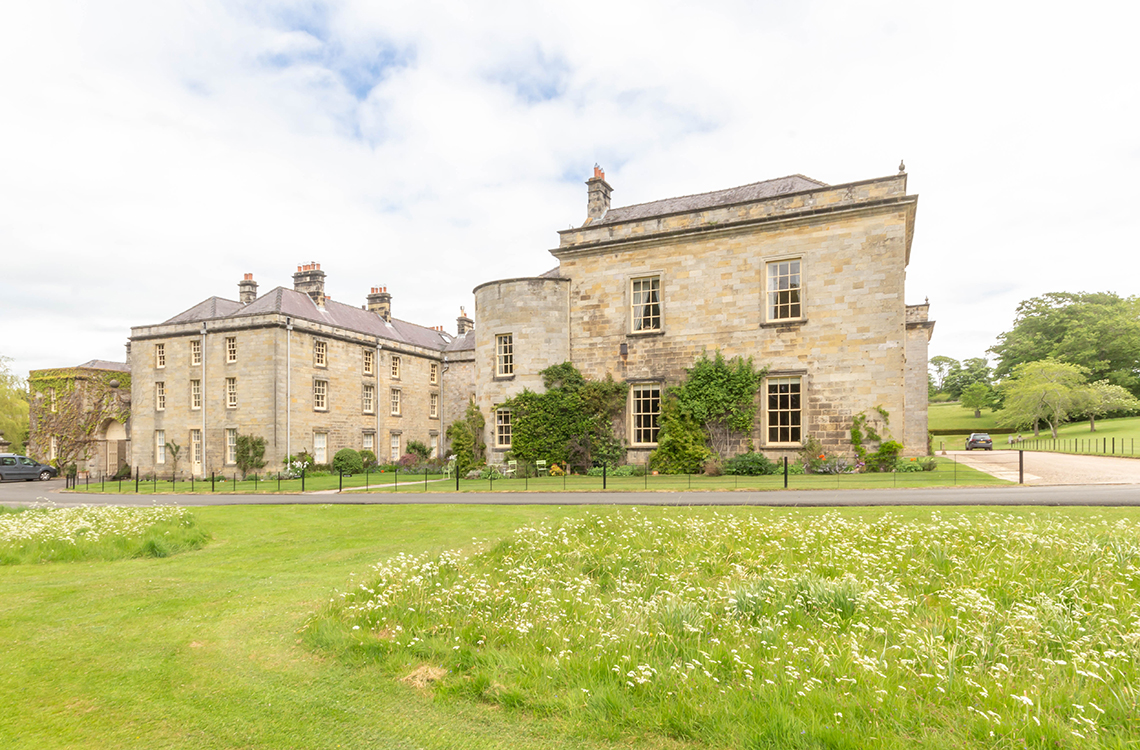 Museum Wing, Callaly Castle, Callaly, Alnwick