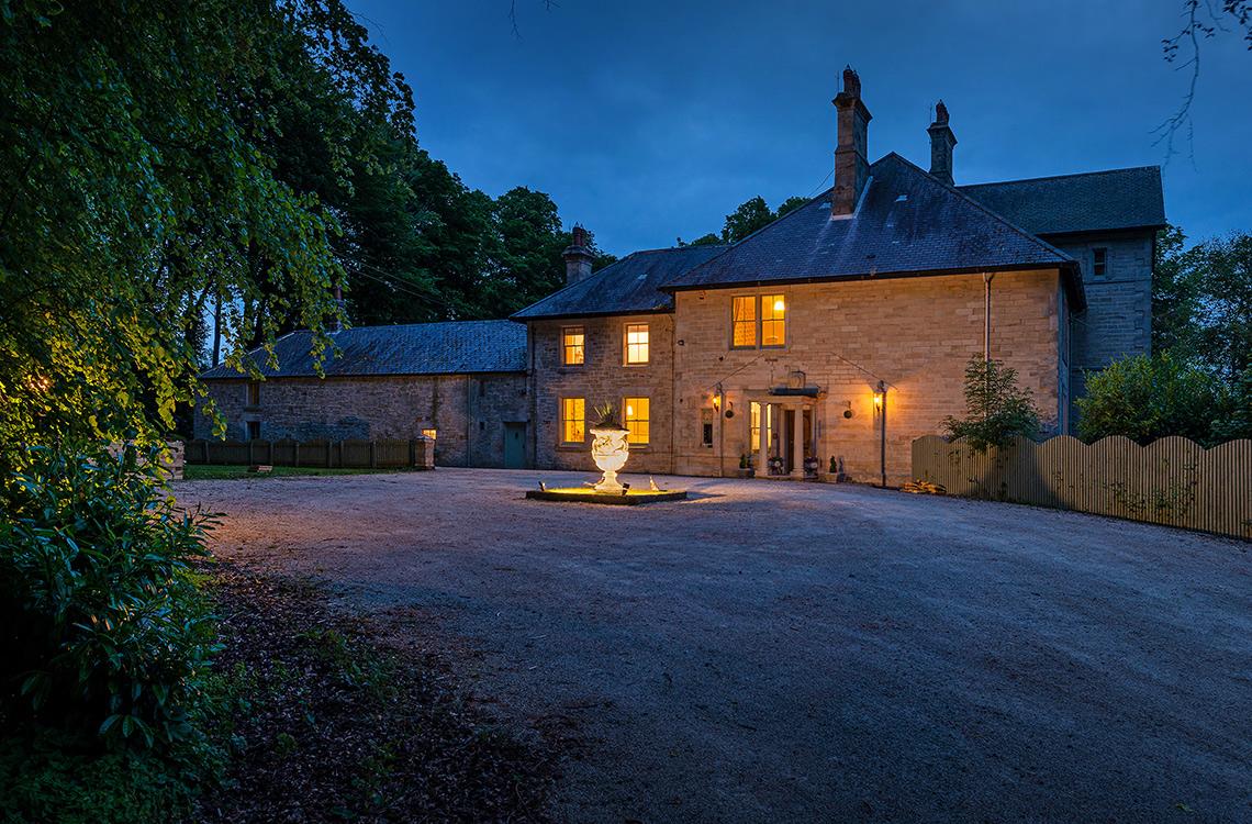 West Grange Estate, Scots Gap, Morpeth