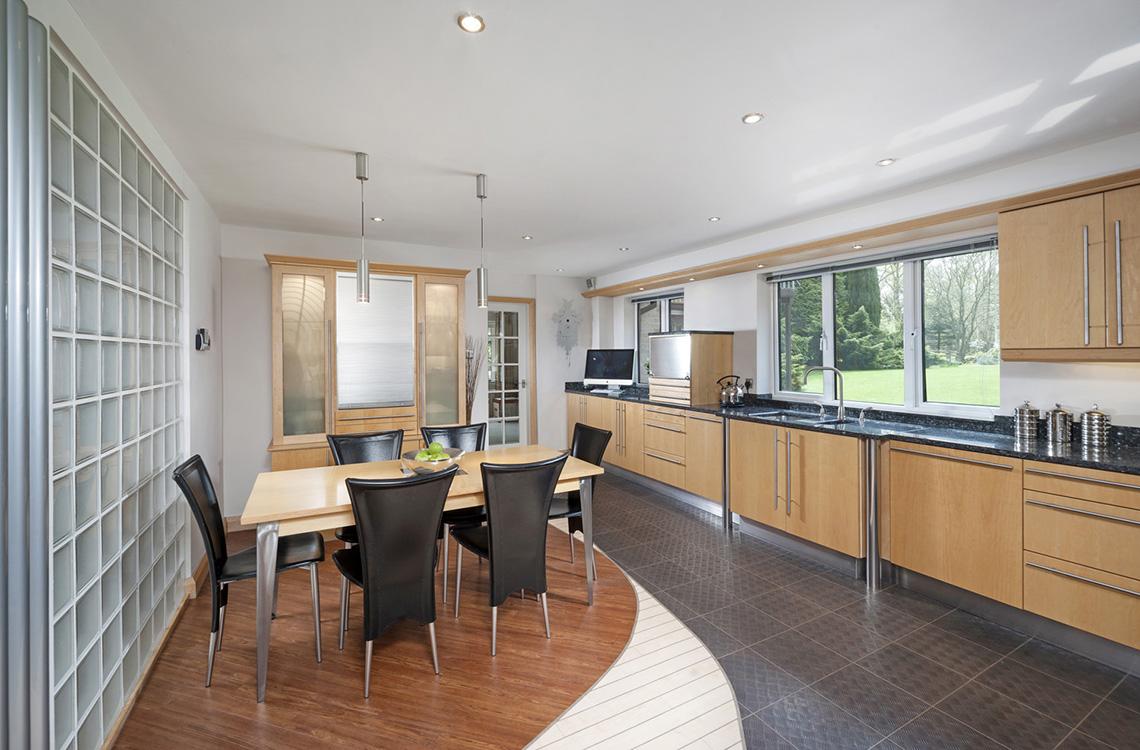 Ashwick House, Gubeon Wood, Tranwell Woods, Morpeth