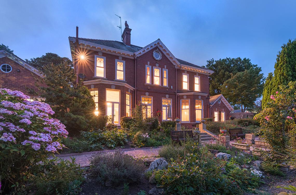 Manor House, Westoe Village, South Shields