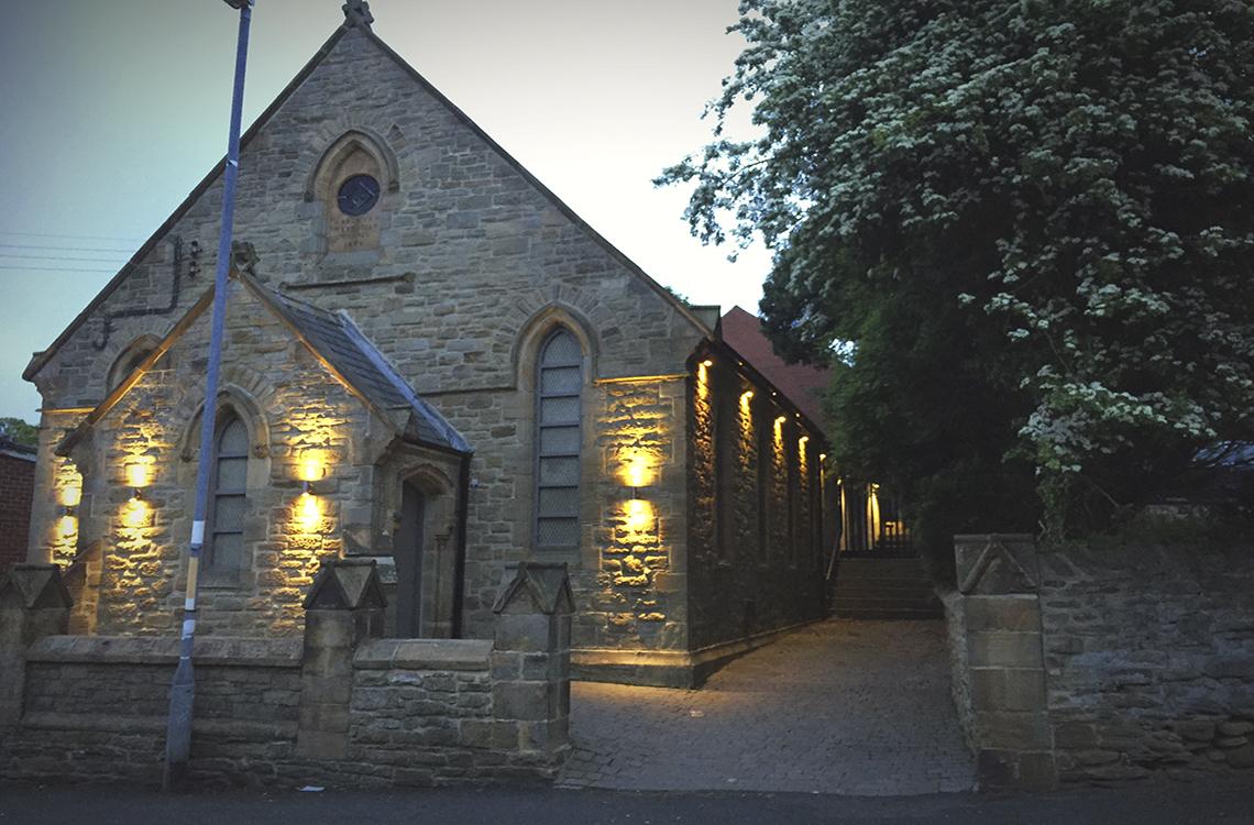 The Church, Fellside Road, Whickham